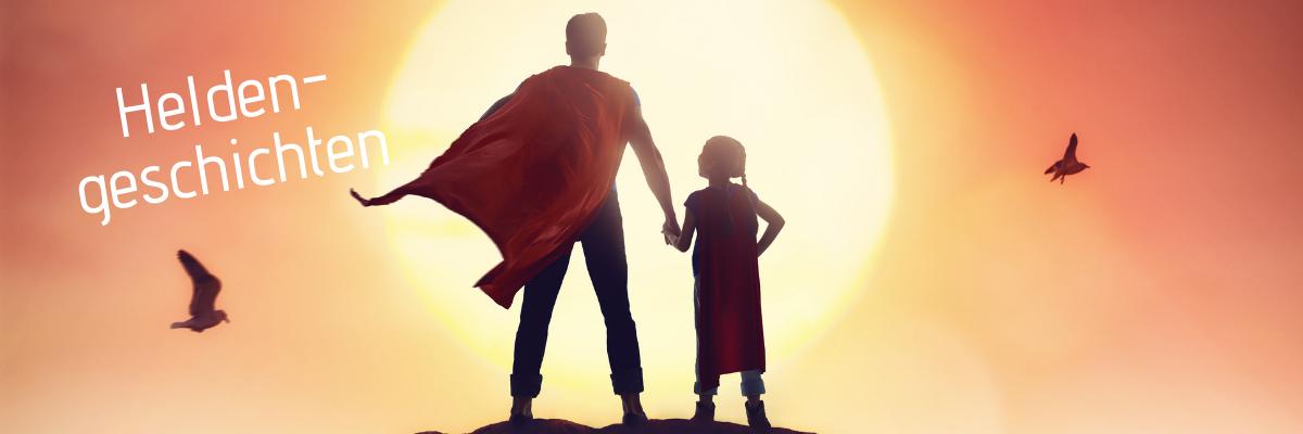 Inspirierende Helden aus dem Alltag - Alltagshelden - inspirierende Geschichten von starken Menschen