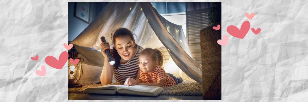Mehr als nur ein Buch - Vorlesezeit ist Kuschelzeit - Mit diesen Büchern macht Vorlesen Spaß - jedem!