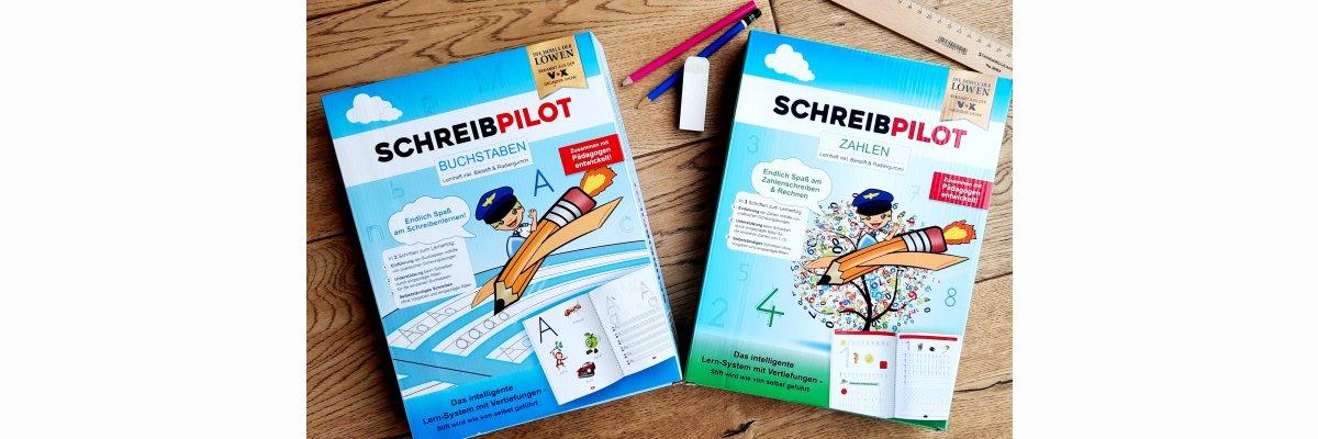 Einfach Schreiben lernen mit dem Schreibpilot - Ganz einfach Schreiben lernen - so geht´s