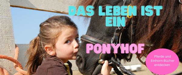 Kinderbücher zum Thema Pferde