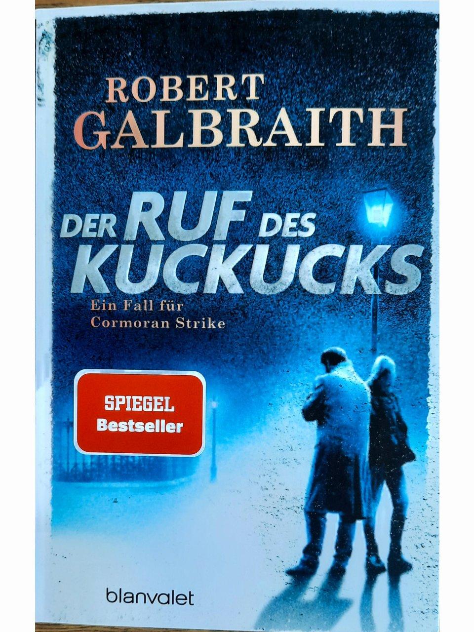 Der Ruf des Kuckucks - Bd 1