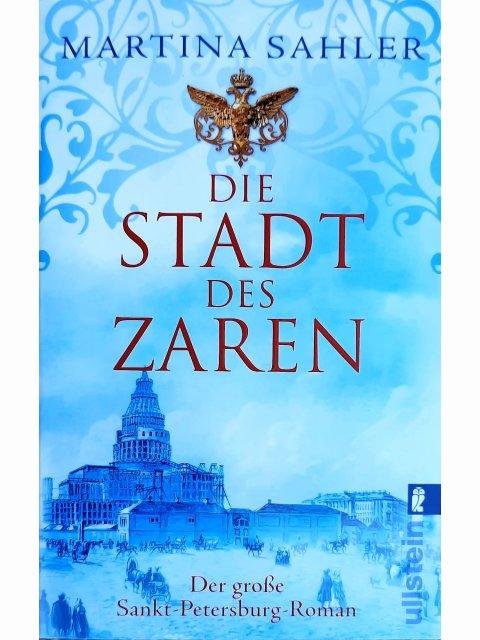 Die Stadt des Zaren - Bd 1