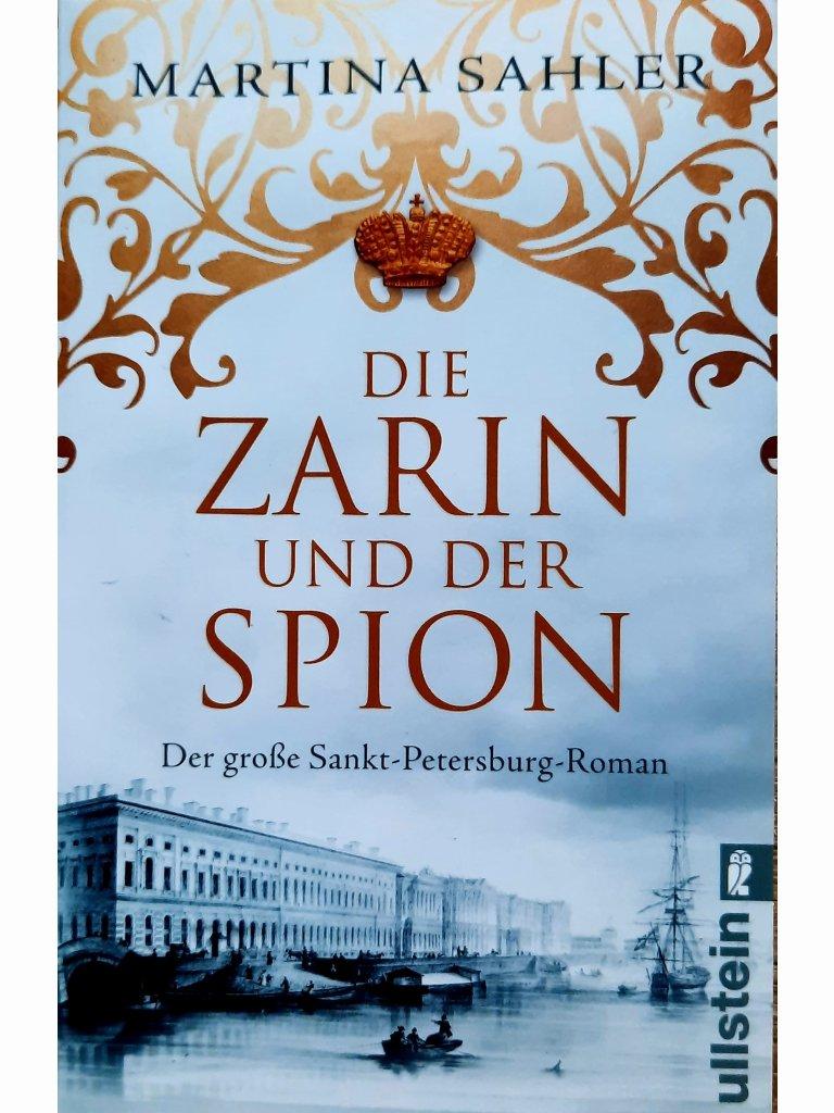Die Zarin und der Spion - Bd 2