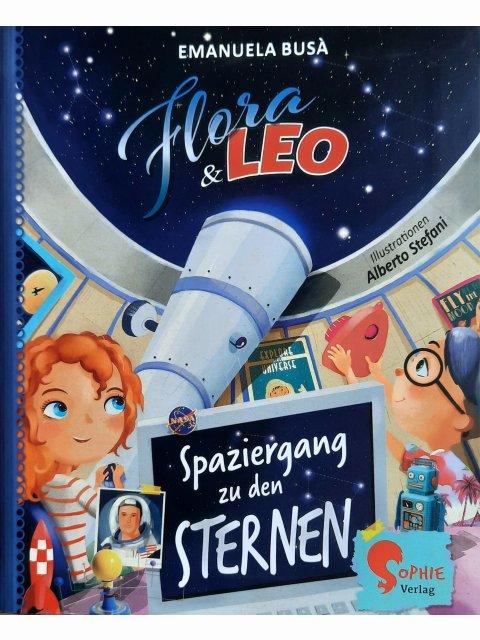 Flora & Leo - Spaziergang zu den Sternen