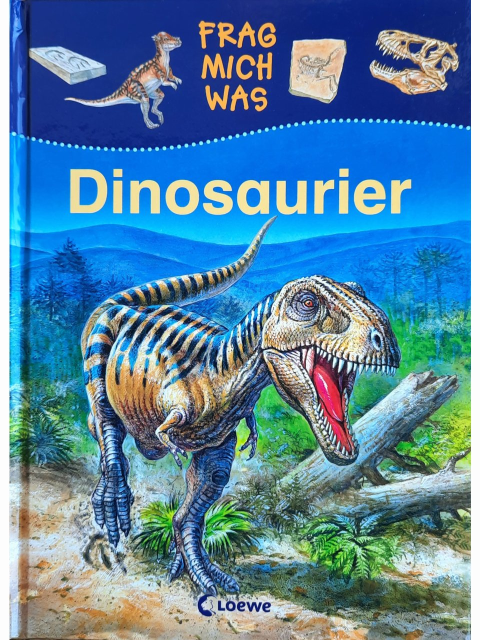 Frag mich was - Dinosaurier