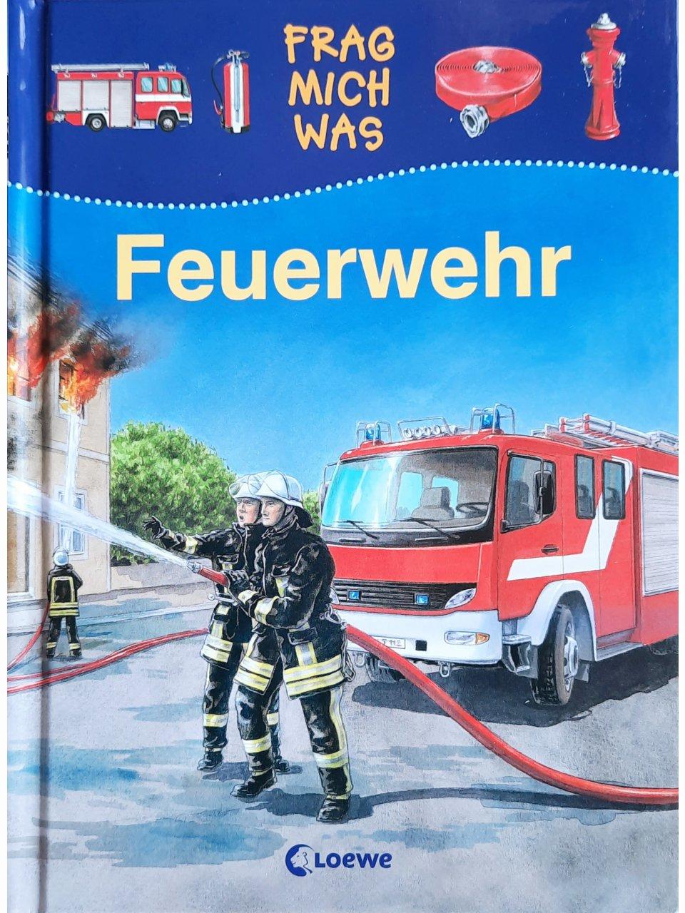 Frag mich was - Feuerwehr