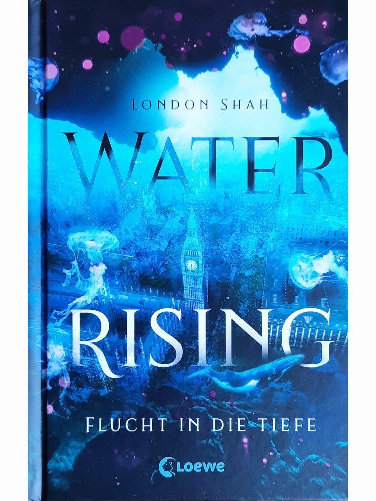 Water Rising - Flucht in die Tiefe - Bd 1
