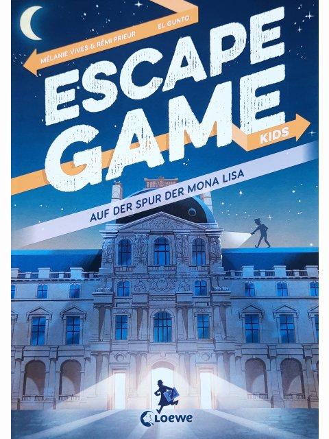 Escape Game Kids - Auf der Spur der Mona Lisa