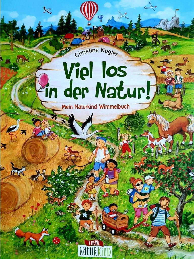 Viel los in der Natur!