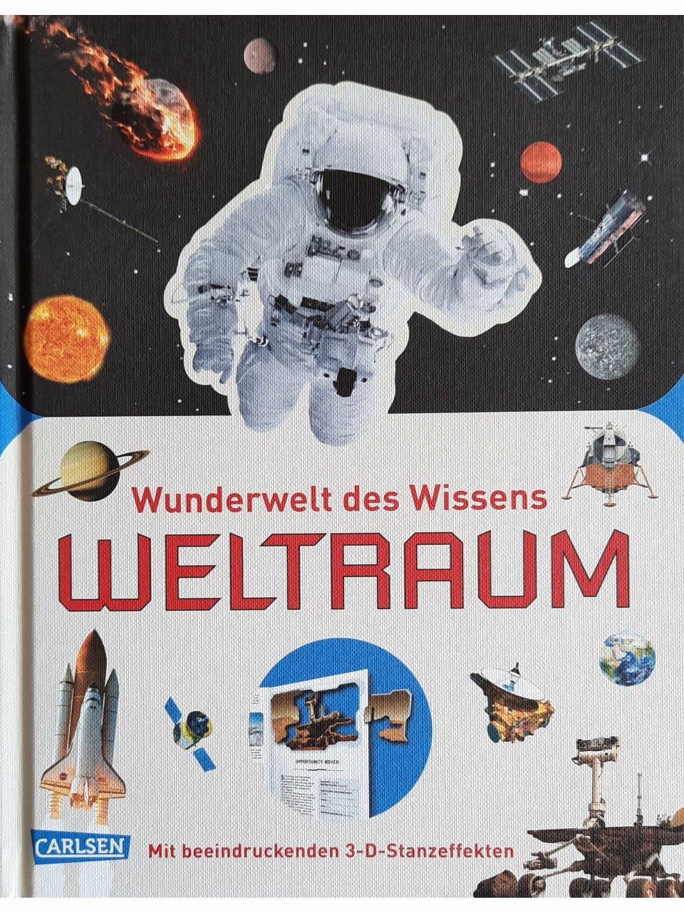 Wunderwelt des Wissens - Weltraum