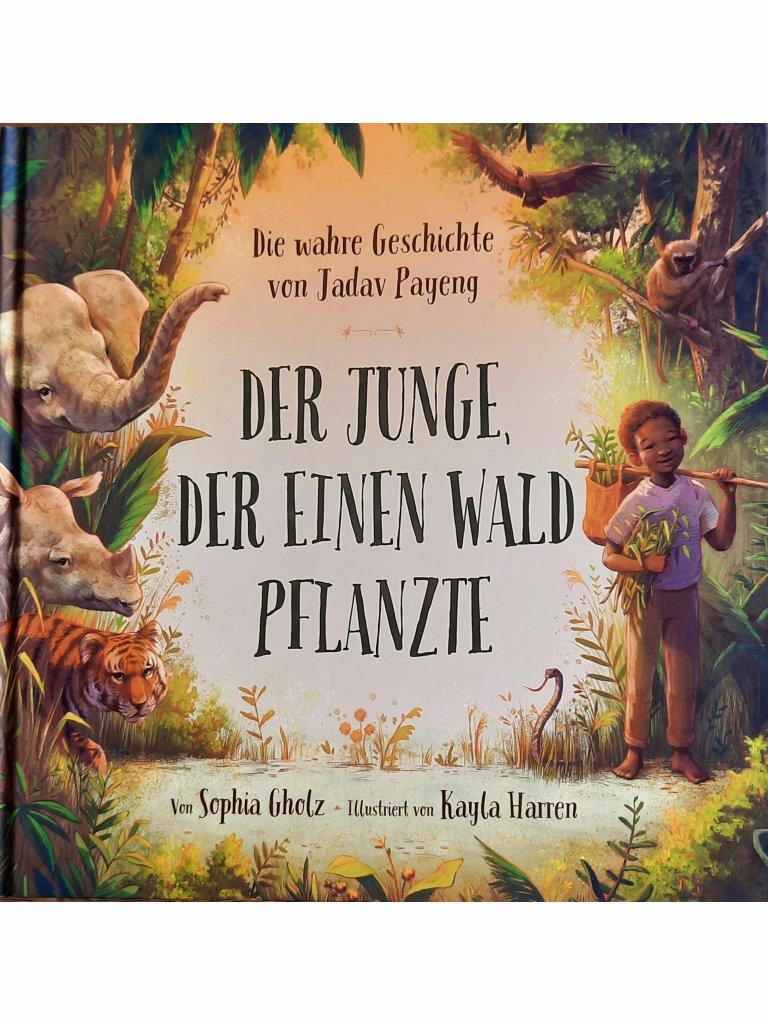 Der Junge, der einen Wald pflanzte