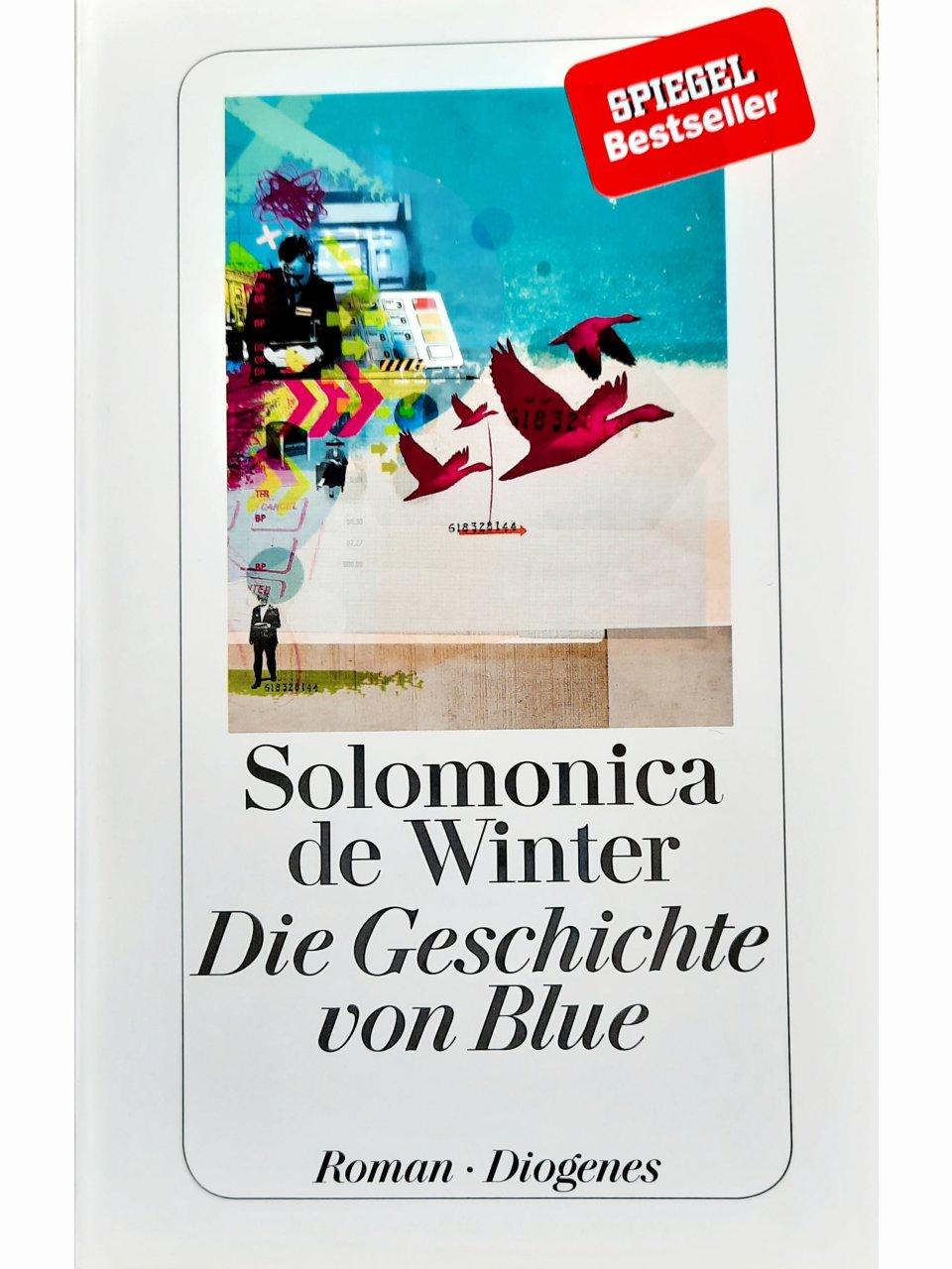 Die Geschichte von Blue