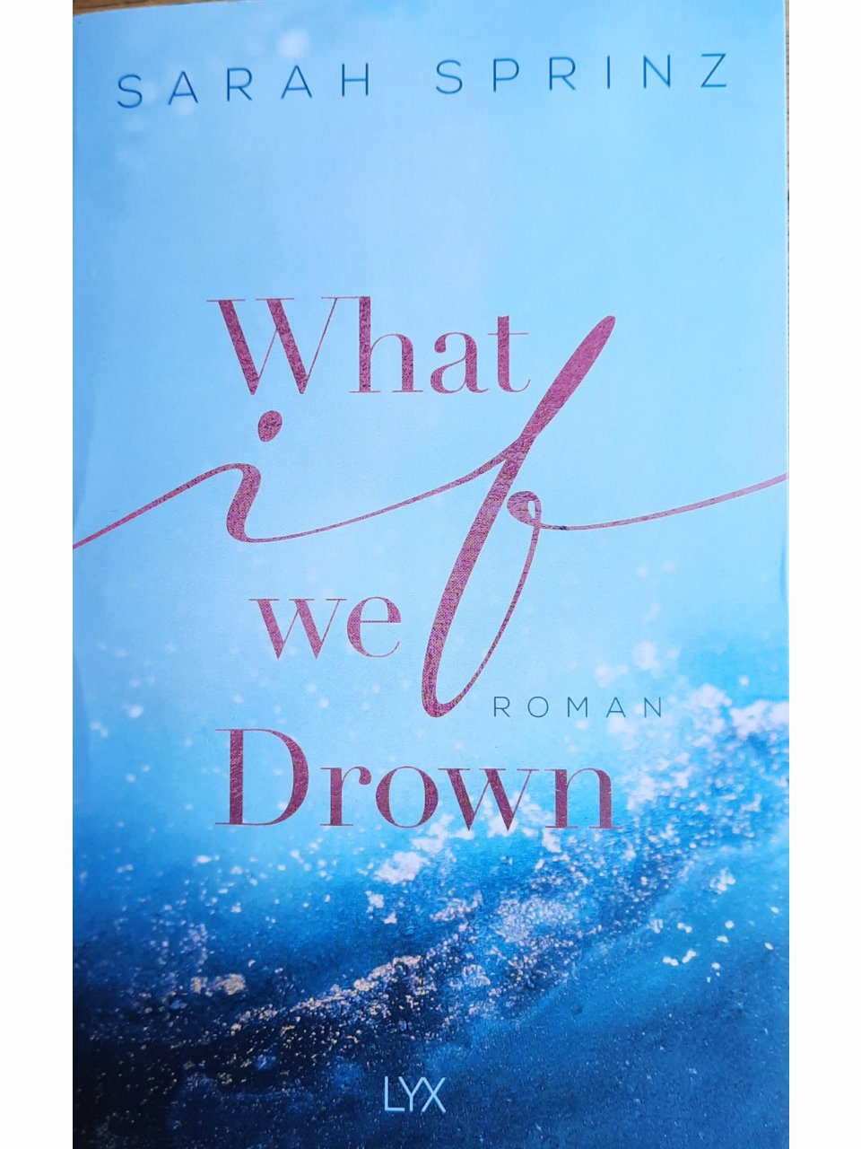 What if we Drown
