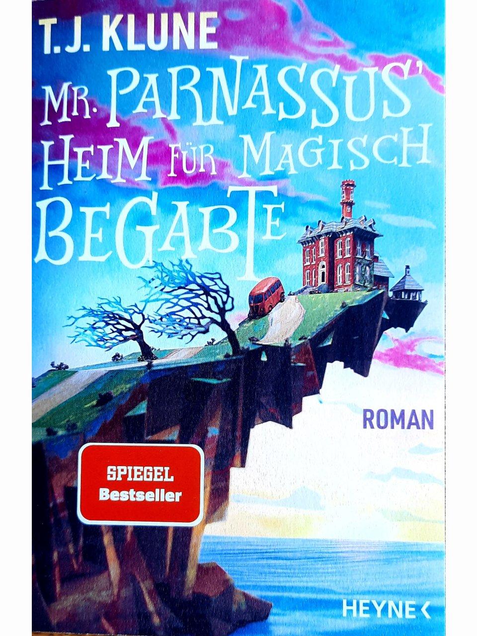 Mr. Parnassus Heim für magisch Begabte