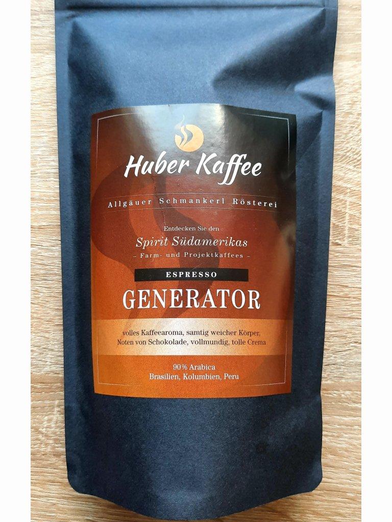 Espresso Generator