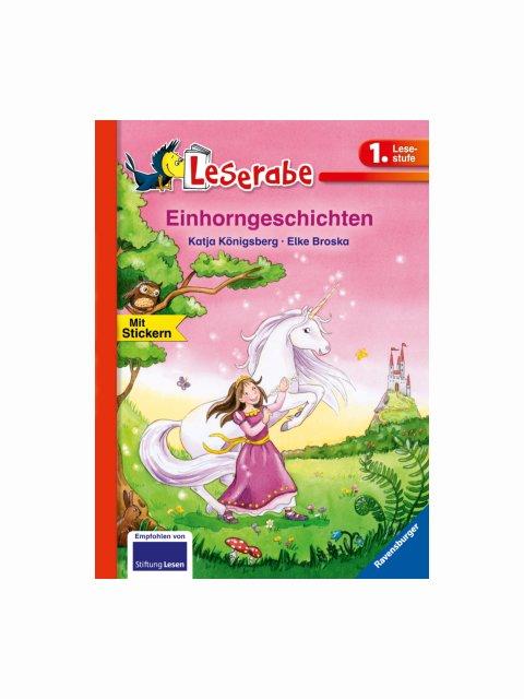 Einhorngeschichten - Leserabe 1. Lesestufe