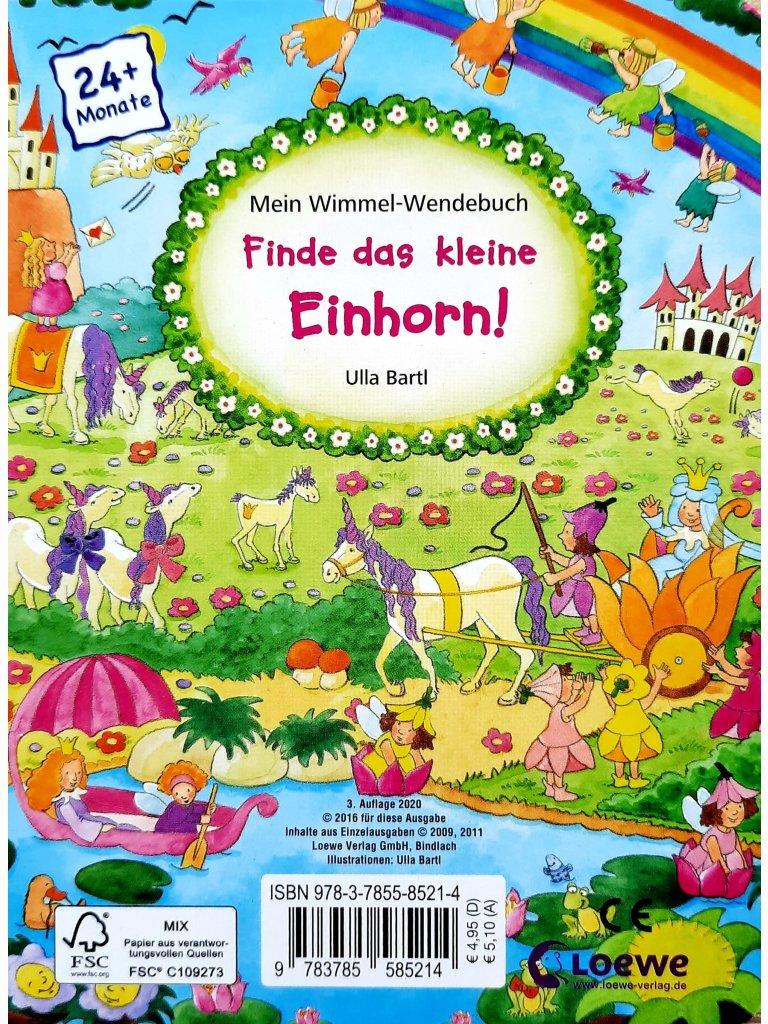 Mein Wimmel-Wendebuch - Finde die kleine Prinzessin! /...