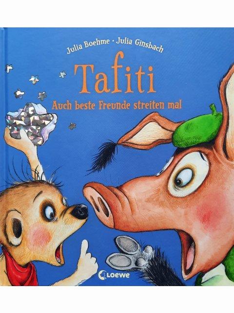 Tafiti - Auch beste Freunde streiten mal