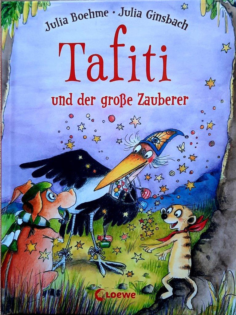 Tafiti und der große Zauberer (Band 17)