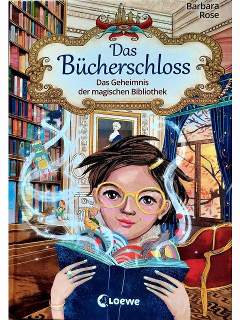 Das Bücherschloss - Bd 1