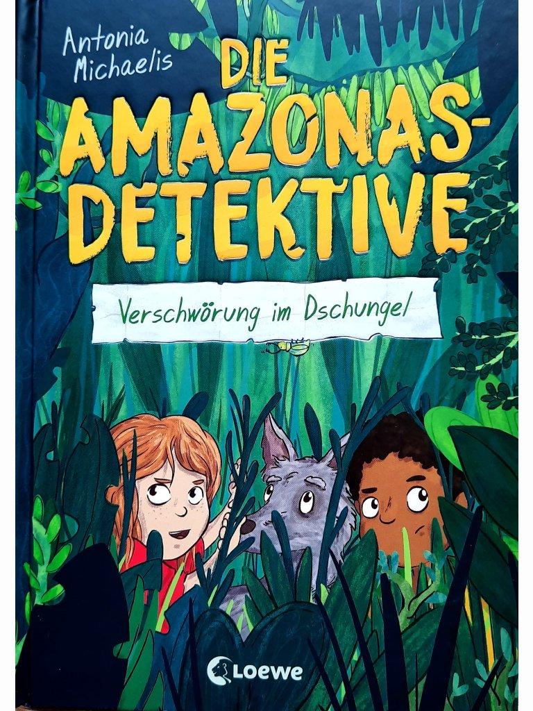 Die Amazonas-Detektive - Bd 1