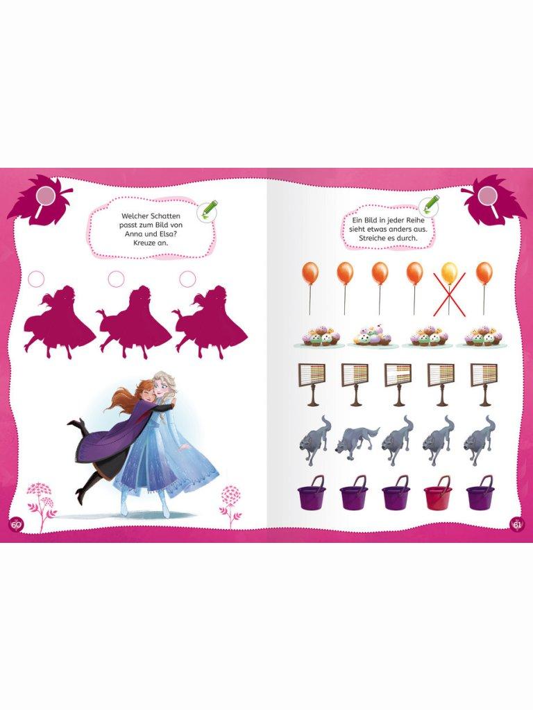 Die Eiskönigin 2: Das große Vorschulbuch