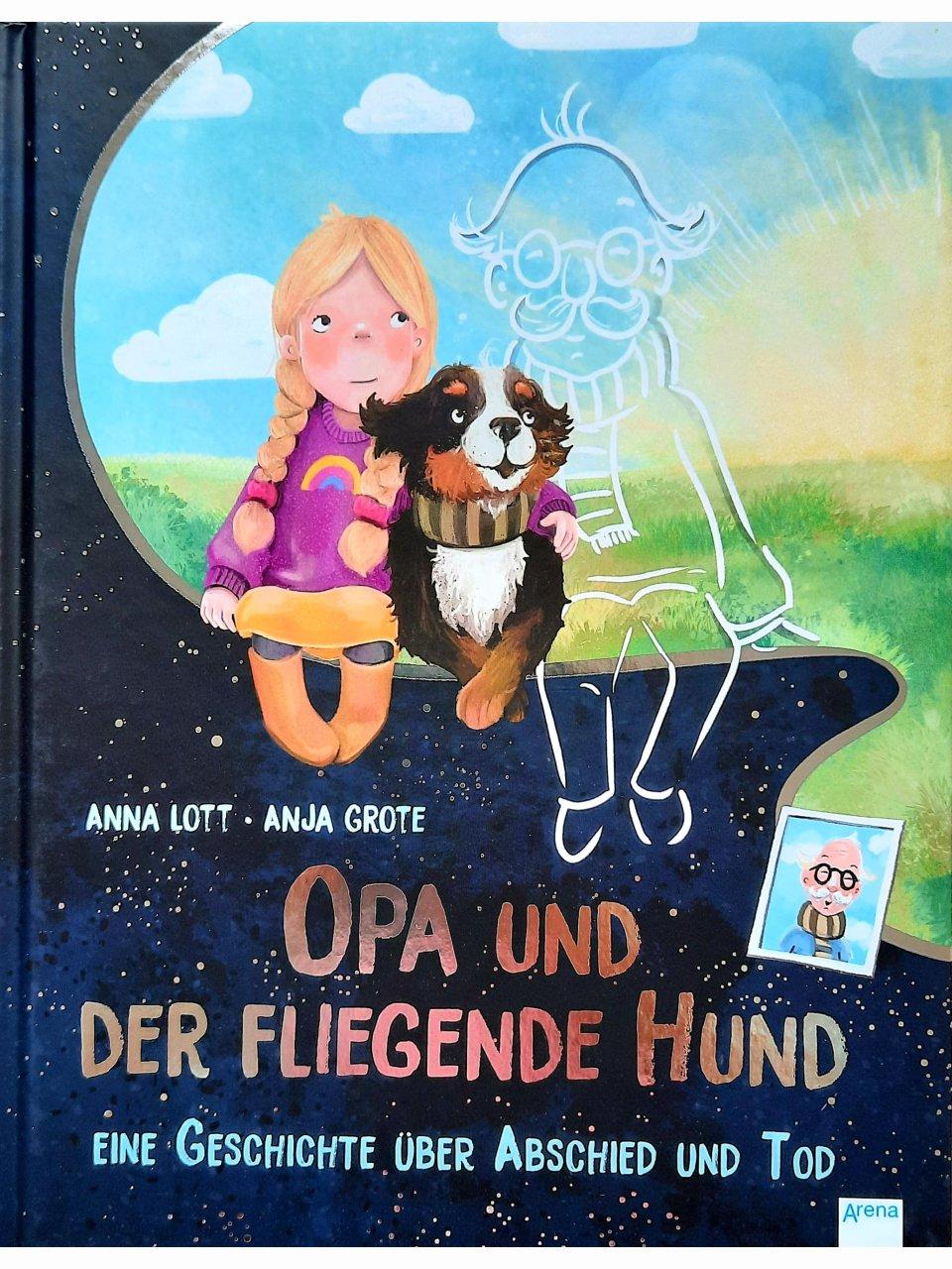 Opa und der fliegende Hund