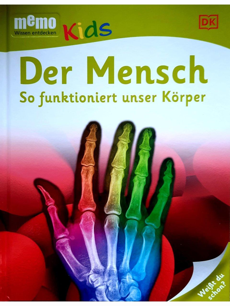 memo Kids - Der Mensch