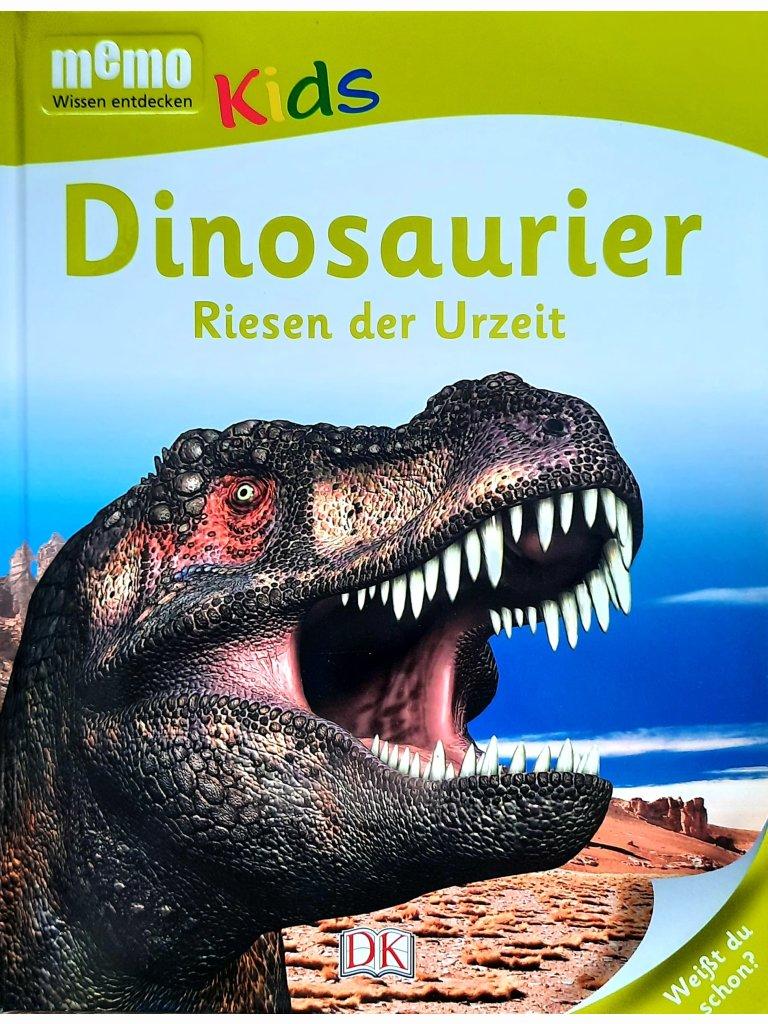 memo Kids - Dinosaurier