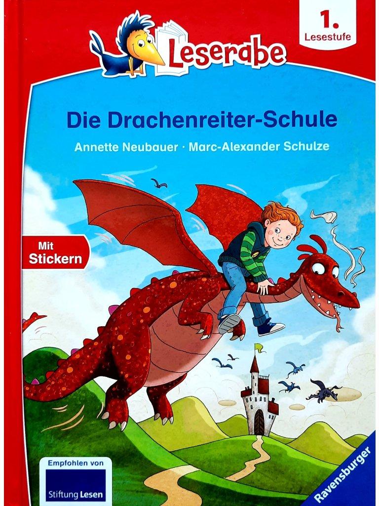 Die Drachenreiter-Schule - Leserabe ab 1. Lesestufe