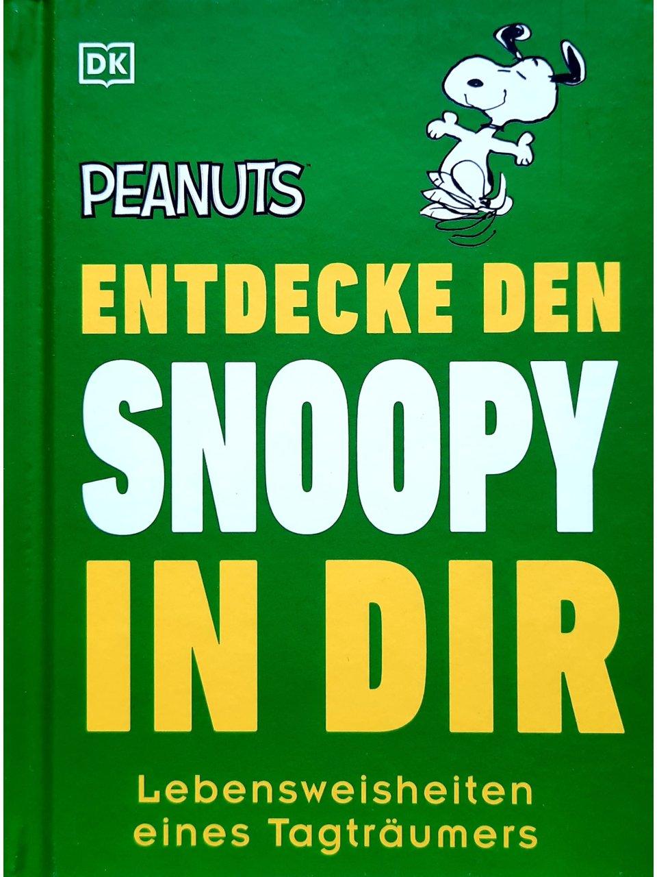 Peanuts™ Entdecke den Snoopy in dir