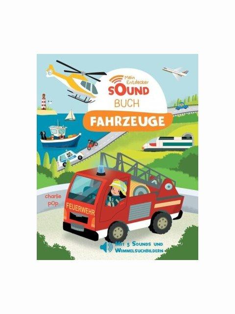 Mein Entdecker-Soundbuch - Fahrzeuge