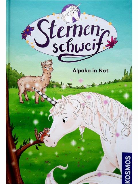 Sternenschweif 68 - Alpaka in Not