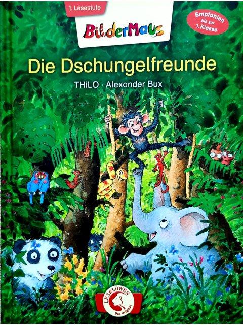 Bildermaus - Die Dschungelfreunde