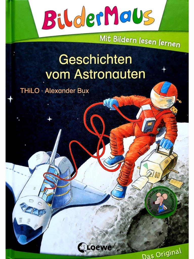 Bildermaus - Geschichten vom Astronauten