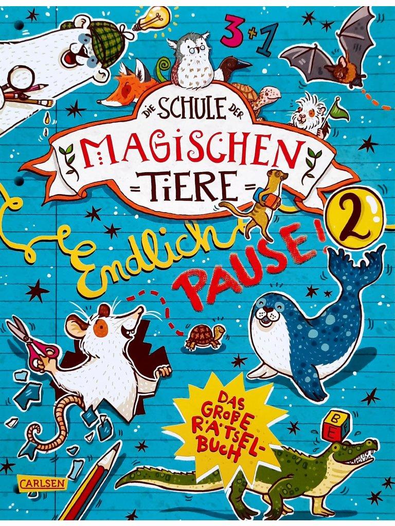 Die Schule der magischen Tiere: Endlich Pause! - Bd 2