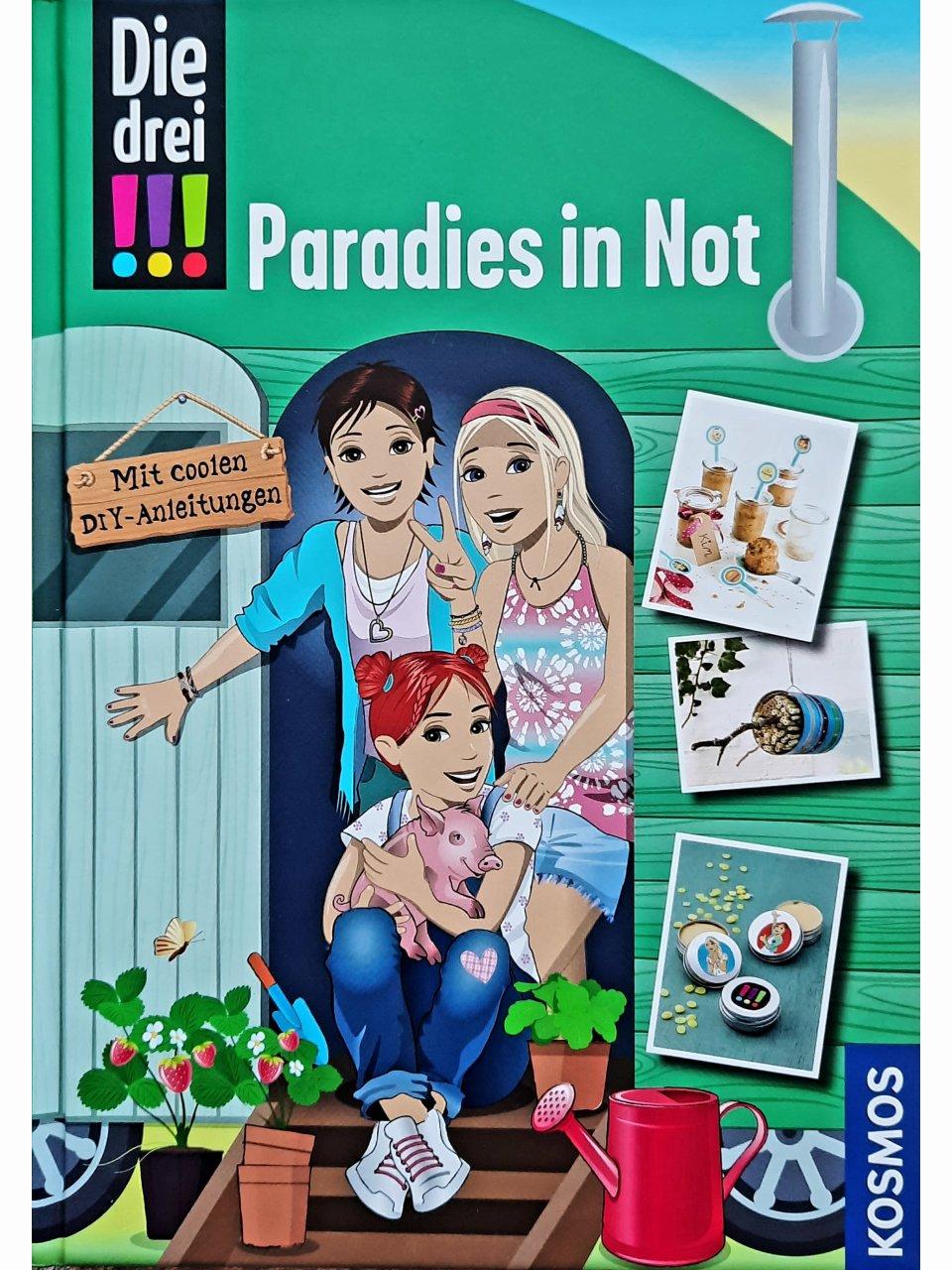 Die drei !!! - Paradies in Not