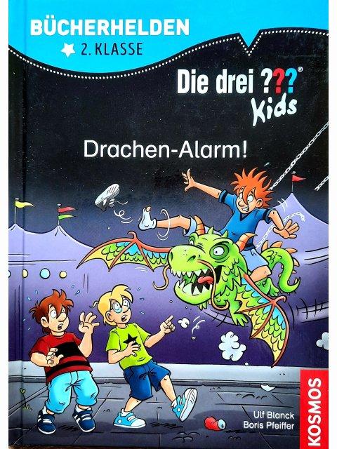 Die drei ??? Kids - Drachen-Alarm!