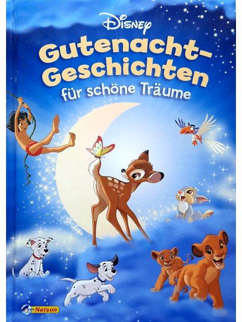 Disney - Gutenacht-Geschichten für schöne Träume