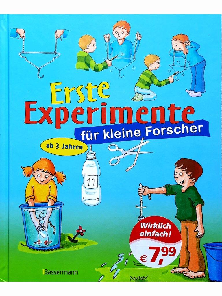 Erste Experimente für kleine Forscher