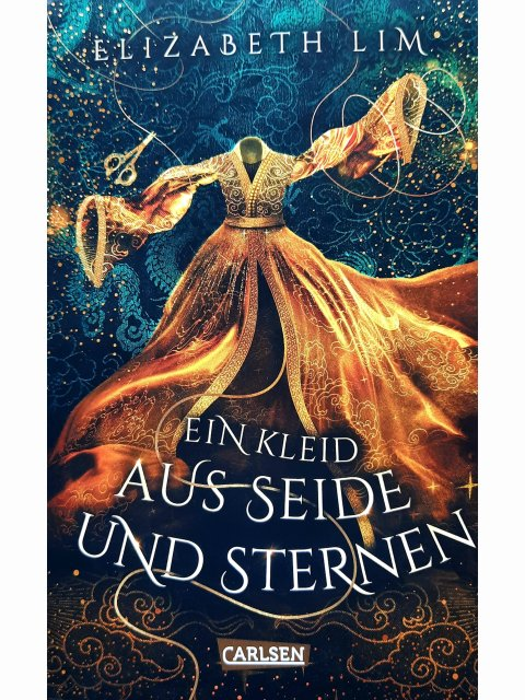 Ein Kleid aus Seide und Sternen 1