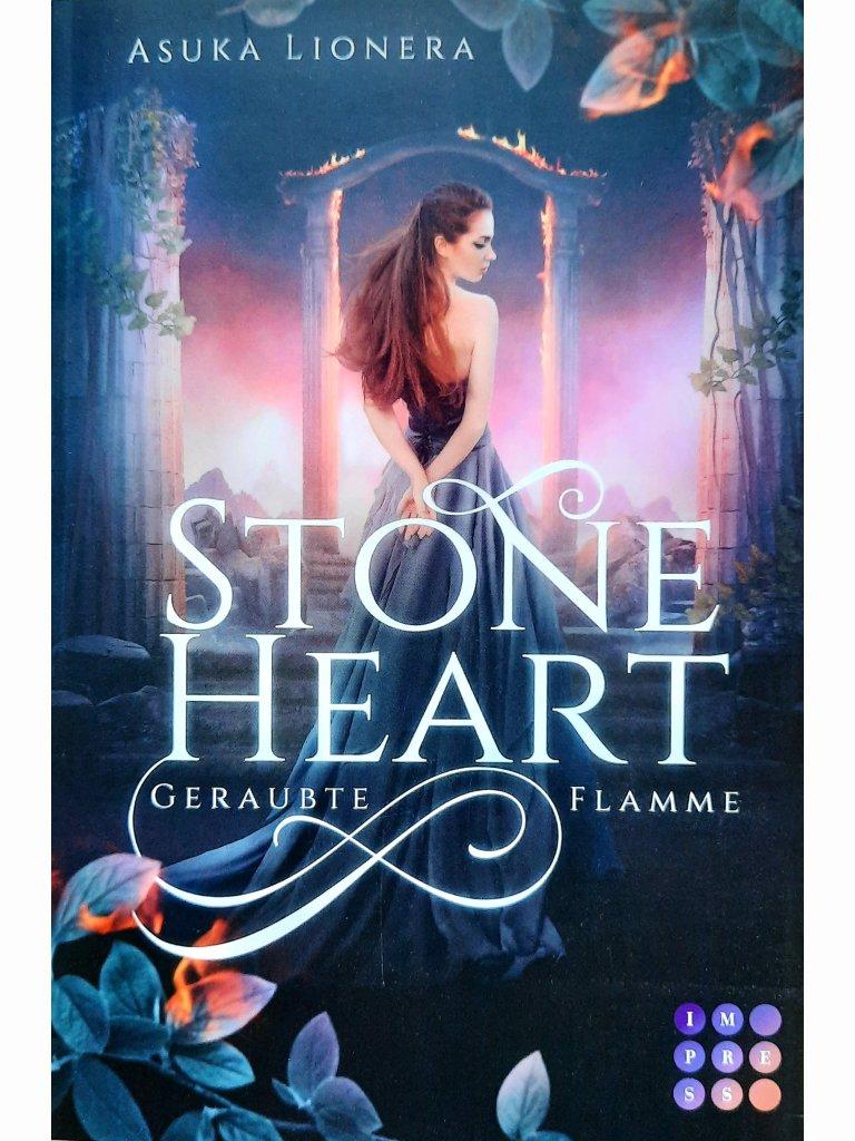 Stoneheart 1: Geraubte Flamme