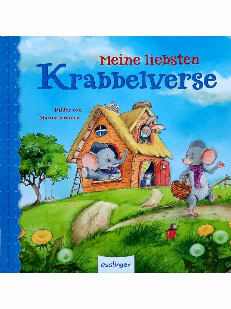 Meine liebsten Krabbelverse