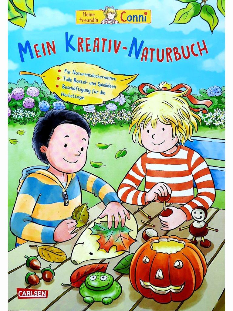 Conni - Mein Kreativ-Naturbuch