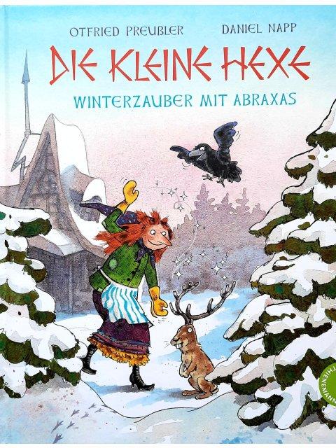 Die kleine Hexe - Winterzauber mit Abraxas