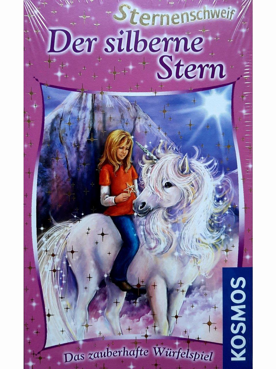 Sternenschweif - Der silberne Stern (Kinderspiel)