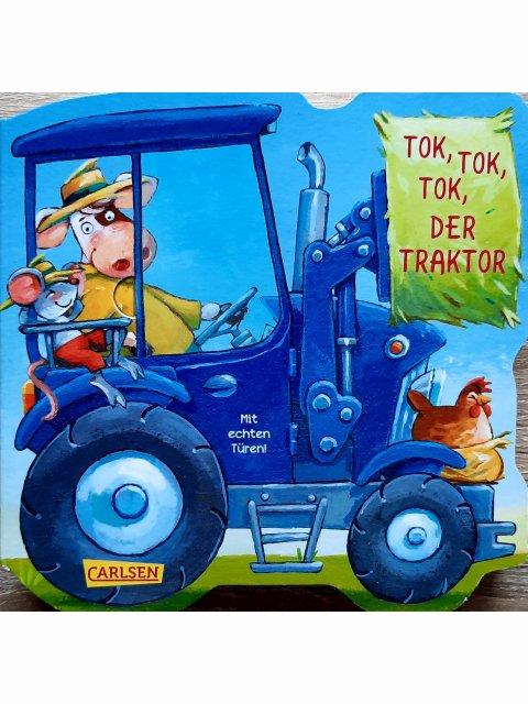 Tok, tok, tok, der Traktor