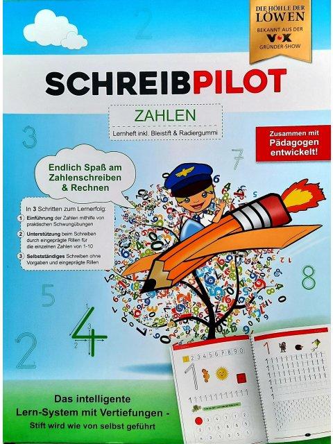 Schreibpilot - Zahlen Set